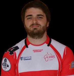Clamart Rugby 92 - Hugo De Giovanni