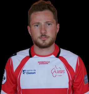 Clamart Rugby 92 - Louis Doresse