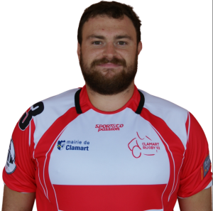 Clamart Rugby 92 - Louis Richard