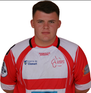 Clamart Rugby 92 - Maxence Heulot