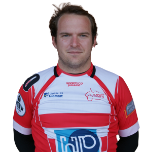Clamart Rugby 92 - Maxime Mary