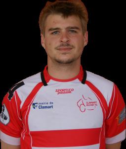 Clamart Rugby 92 - Nicolas Estrade