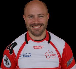 Clamart Rugby 92 - Romain Doussau de Bazignan