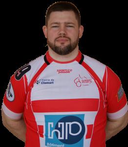 Clamart Rugby 92 - Stéphane Cazal
