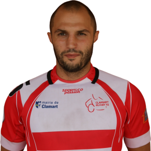 Clamart Rugby 92 - Edouard Di Silvestro