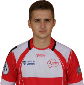 Clamart Rugby 92 - Martin Doucet
