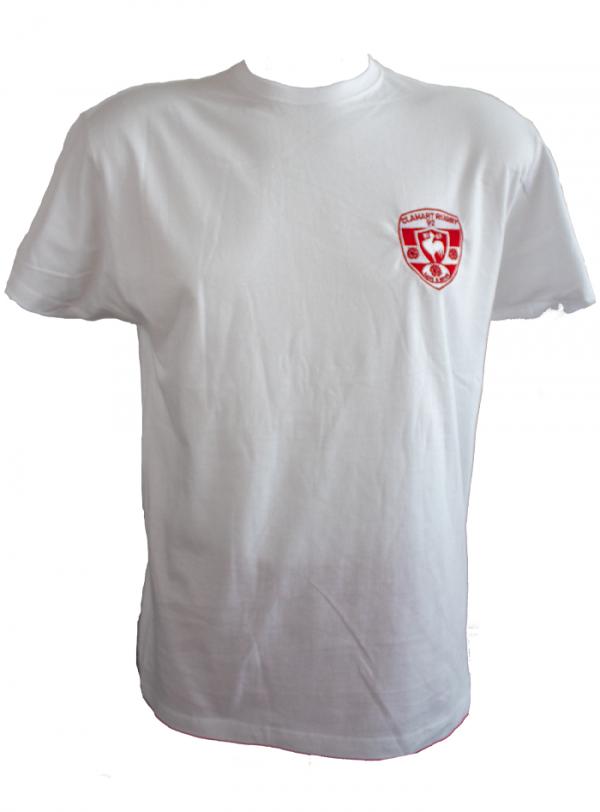 T-shirt blanc Clamart Rugby 92