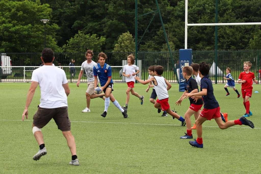 Fête du Clamart Rugby 92 saison 2020 / 2021 - photo du rugby festif